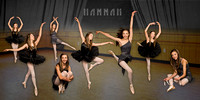 Hannah Yackley Dance Order