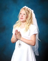 Glatczak 1st communion 2010